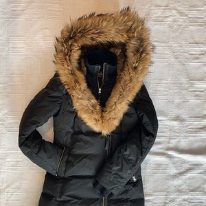 Mackage Trish Parka - Real Fur for Extreme Cold